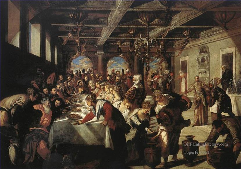 Marriage-at-Cana-Italian-Renaissance-Tintoretto