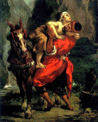 387px-The_Good_Samaritan_(Delacroix_1849)