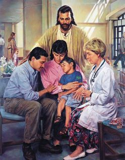 Jesus Great Physician