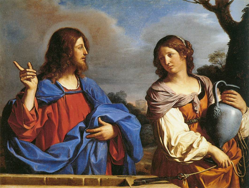 Guercino_-_Jesus_and_the_Samaritan_Woman_at_the_Well