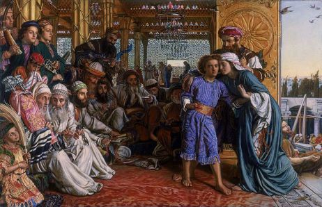jesus-in-the-temple-william_holman_hunt